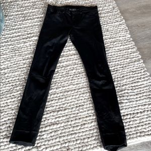Helmut Lang Lambs leather pants